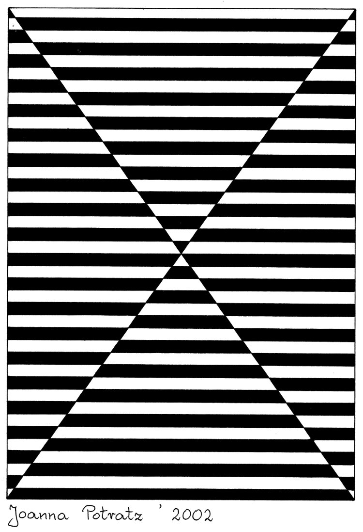 Gallery For gt Easy Op Art Step By