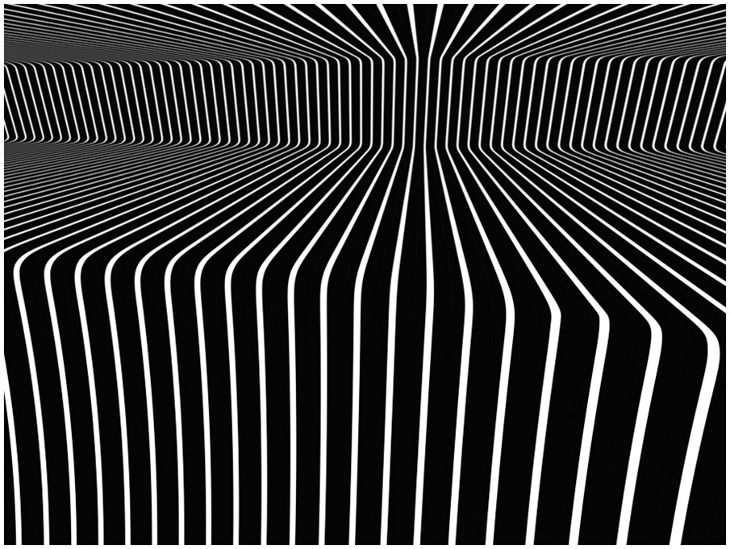 Line Design Op Art : Op art