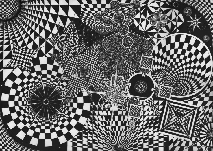Geometry Art Dreaming geometry
