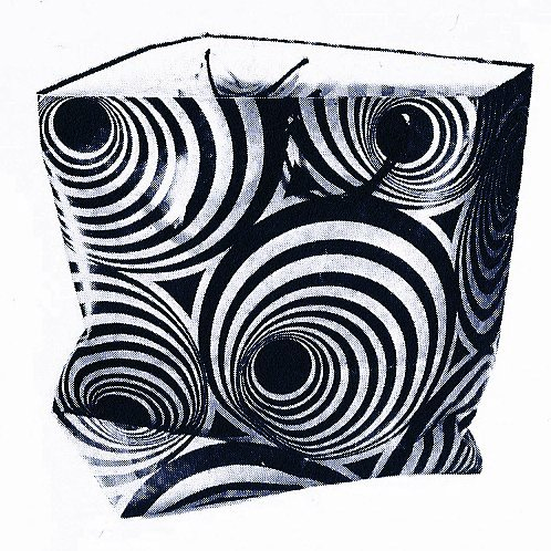 Op Art Bag