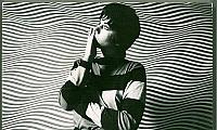 Bridget Riley in 1964