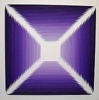 #308 Purple Square