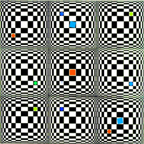 Op Art Designer example 10