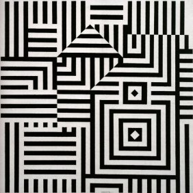 Op Art Designer example 12