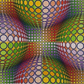 Op Art Designer example 4