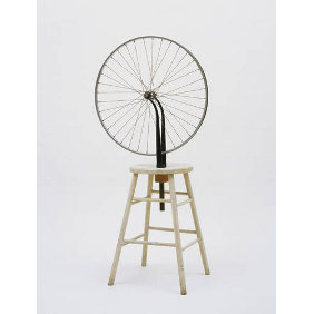 Bicycle Wheel - 1913 Marcel Duchamp