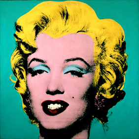 Marilyn 3 - 1967 Andy Warhol
