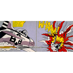 Whaam! - 1963 Roy Lichtenstein