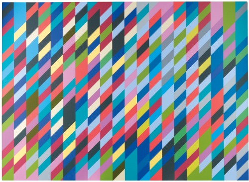 Bridget Riley - Cool Place